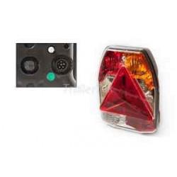 Feu RADEX 6900 multifonction droit avec feu de recul