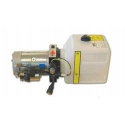 Pompe électrique 12V 7 litres pour remorque