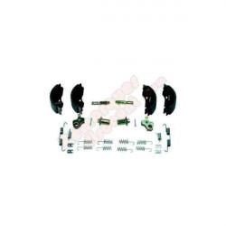 Kit frein RTN moyeu 1640 RA3 type 1001