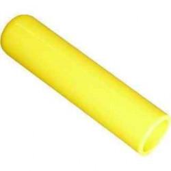 Poignée jaune diamètre 21mm pour remorque MECANOREM