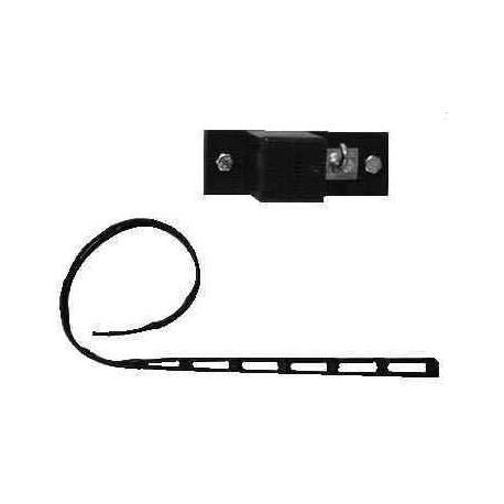 Accessoires de montage pour le coffre de rangement 65.5x35x35 cm