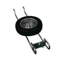 Support de roue de secours ALKO petit modèle pour remorque