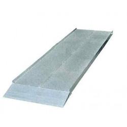 Rampes aluminium large pour remorque