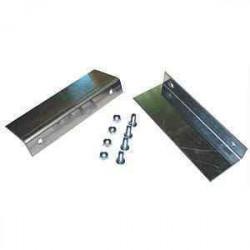 2 cales de sécurité pour rampe aluminium pour remorque