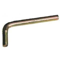 Vis de sérrage M14 pour rampe de feu arrière remorque MECANOREM