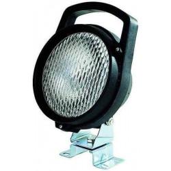 Projecteur rond fixe / orientable pour remorque