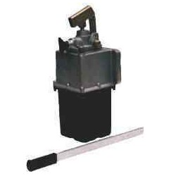 Pompe hydraulique manuelles multiposition 5 L pour remorque