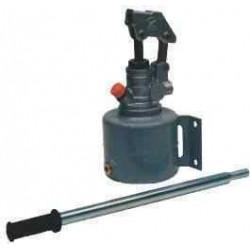 Pompe hydraulique manuelle acier 4 litres pour remorque