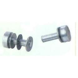 Kit de 2 coupelles de friction pour stabilisateur