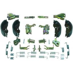Kit frein AL-KO 2051-2050 complet pour un essieu de remorque ou caravane