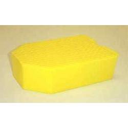 Marche pied jaune