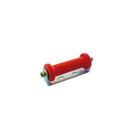 Diabolo rouge sur support 250x75x95