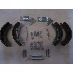 Kit frein complet pour essieu GSM / GKN 1100Kg pour remorque RSA