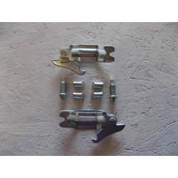 Kit écarteurs pour essieu GSM/GKN 1100Kg pour remorque RSA