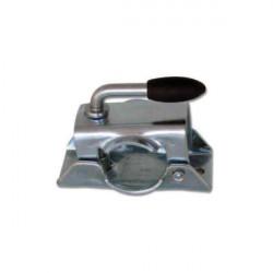 Collier poignée fixe pour roue jockey diamètre 42mm