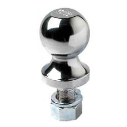 Rotule diamètre 50mm spéciale Quad avec filetage diamètre 19mm