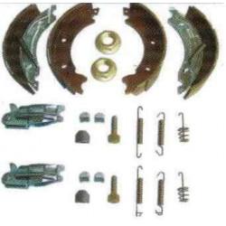 Kit frein KNOTT type 16-1365 pour un essieu de remorque