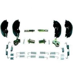 Kit frein RTN moyeu 2035 RA2 pour un essieu de remorque