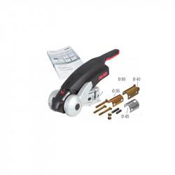 Stabilisateur AL-KO type AKS 3004 pour tête avec perçage horizontal ou vertical