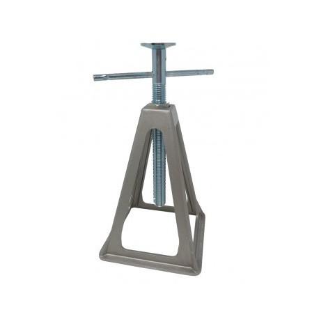 4x Chandelles aluminium renforcées