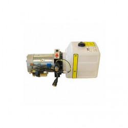 Pompe hydraulique électrique 12V 4 litres pour remorque
