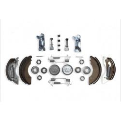 Kit frein complet pour essieu GSM/GKN 900kg