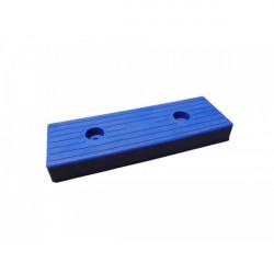 Patin bleu 300x100x36