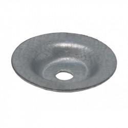Crochet de bâche en métal pour remorque