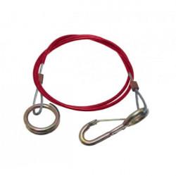 Câble de rupture L: 950mm
