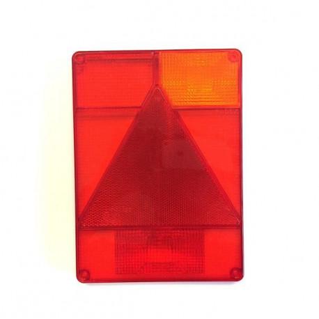 Cabochon droit de feu RADEX 6800