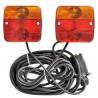 Kit éclairage remorque magnétique 7,5m / Entre feux 4m