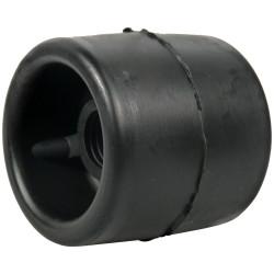 Galet noir 75x75 diam 17