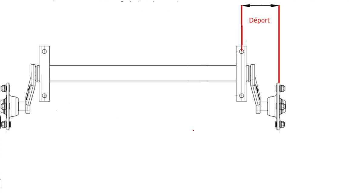 comment choisir un essieu non frein de remorque remorques discount. Black Bedroom Furniture Sets. Home Design Ideas