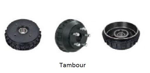 tambour de remorque